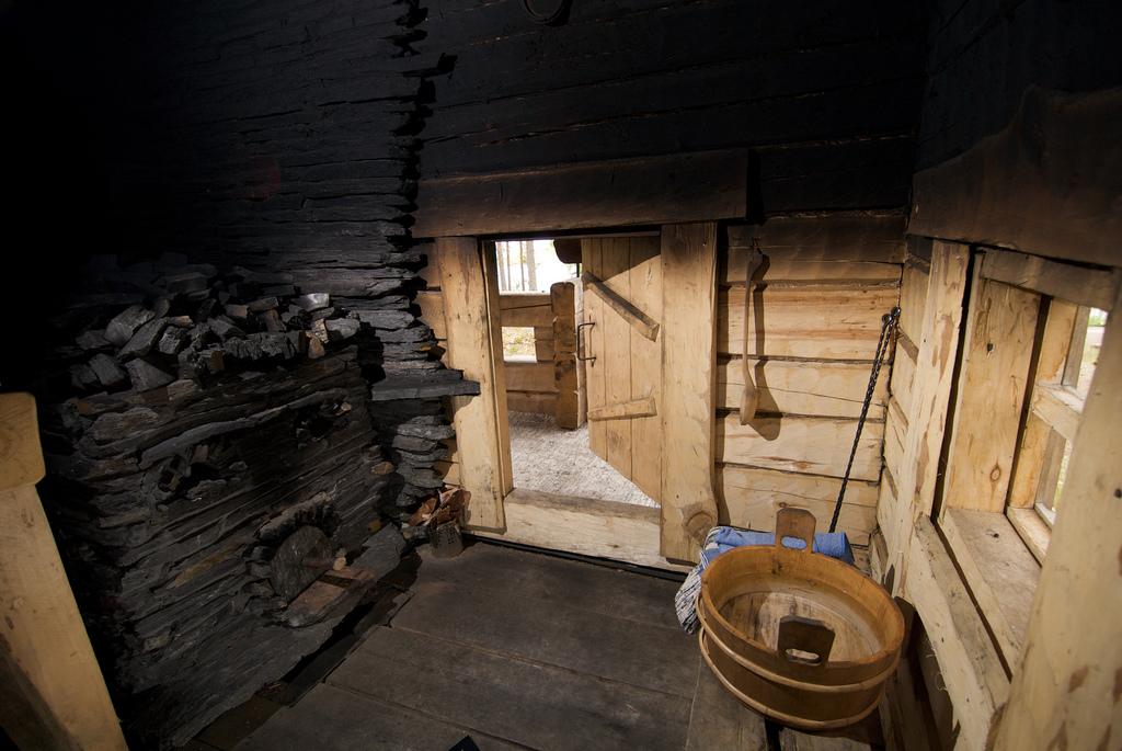 sauna keris